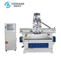 China Computer Control CNC Router Wood Carving Machine 2.2kw 3.0 Kw 4.5kw 6.0kw Spindle on sale