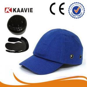 Buy cheap Tela do poliéster do algodão do boné de beisebol KV02 do tampão da colisão da segurança product