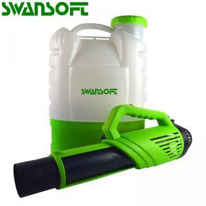 Buy cheap SWANSOFT 16L Backpack Battery Fogger Machine Electrostatic Mist Sprayer Portable Electrostatic Sprayer Agriculture product