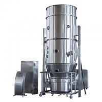 Buy cheap GMP Standard PLC Control Fluidized Bed Granulator Machine For Foodstuff Use product