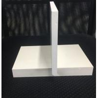 Off White Color Closed Cell PVC Foam Board As Building Material Moisture Resistance