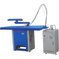 Buy cheap Electric Garment Ironing Table With Steam Generator Hotel Laundry Machines product