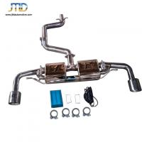 Buy cheap High Performance Stainless Steel Exhaust System For Audi TT 2.0 product
