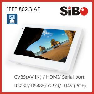 Buy cheap Tablette de maison d'Android de bonne qualité avec l'Ethernet RJ45 de bluetooth de wifi pour le support de mur product