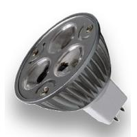 Buy cheap 50000 Hours MR16 Epistar Home Led Spot Lamps 3W MR16 with Die Casting Aluminum product