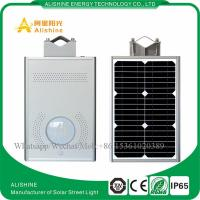 China 8W Integrated Solar Lighting System for Street/ Garden/ Parking Lot wholesale