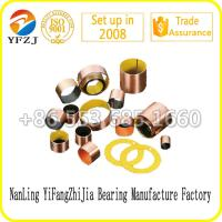 Buy cheap La bague de DU/DX, DU Oilless Bushing, bronze de téflon de DU/DX durcissent la bague en acier product
