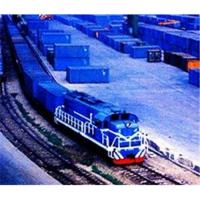 Buy cheap 20GP Tianjin rail cargo services to Kyrghyzstan rail road goods transport in Containers product