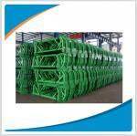 Buy cheap Belt conveyor trough idler frame/carry bracket/return bracket product