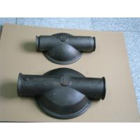 China OEM ODM Ductile Iron Casting Oil Field Machinery Parts Clamp For Wire Line Hitch on sale