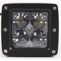 "China 4D 3"" led pod light 12v ledd work light wholesale"