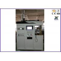Buy cheap 25 years working experience Fire Testing Equipment Cone Calorimeter with from wholesalers