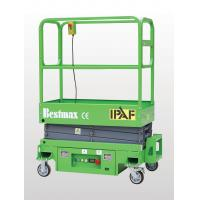 Buy cheap Manual Pushing Mobile Scissor Lift from wholesalers