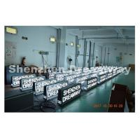 Buy cheap 300 W P5 SMD2727 Taxi LED Display 4G Control GPS Location 5500 Nits product