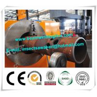 China CNC Plasma Cutting Machine Mild Steel Pipe Bevelling Machines on sale