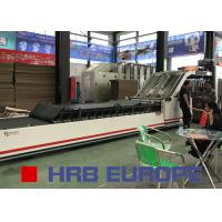 Buy cheap HRB-1300A Automatic Flute Laminating Machine product