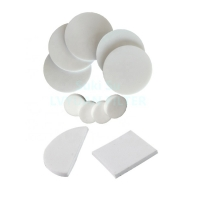 Buy cheap 0.1 Micron 13mm Food Grade PVDF PTFE Sintered Filter Disc product