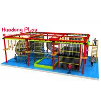 Buy cheap Professional Indoor Play Equipment , Indoor Play Center Playground Customized Size product