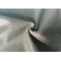 Buy cheap Double Side Wool  Material , Merino Wool Cloth Anti - Static product