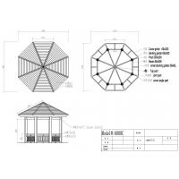 Free Gazebo Plans Olda 6008c 16 4ft 16 4ft 13ft 98925835