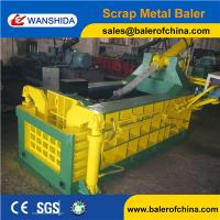 Buy cheap Forwarder out Scrap Metal Baling Press product