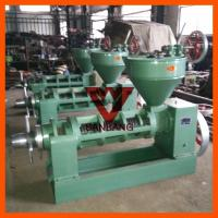 China 5 tons of daily screw press, high quality peanut press, palm kernel oil press on sale