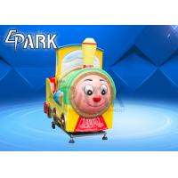 Quality Thomas Coin Operated Kiddie Ride Arcade Games Machines Train Ride On Track for sale
