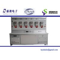 Buy cheap ANSI SOCKET 1S,2S meter test bench,active & reactive meter test bench,1mA~120A current product