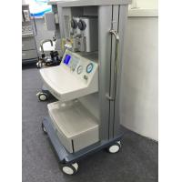Buy cheap Vet Patient monitor Vet Anesthesia Machine Anesthesia Machine Price With Two Big Vaporizes product