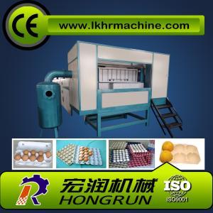 Buy cheap 1000pcs/hr Semi-Automatic  egg tray making machine product