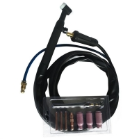 Buy cheap WP17/18/26 tig torch welding accessories air cooled and water cooled torch product