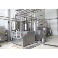Buy cheap 20TPH Beverage Processing System For Juice Milk Tea product