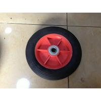 Buy cheap Solid Powder Rubber Trolley Wheels 8X1.75 For wheelbarrow RP1202 product