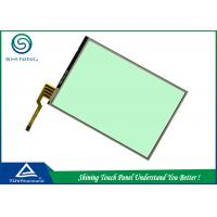 3.1 inches 4 Wire Touch Panel / 1.1 mm Glass Transparent Touch Panel LCD
