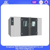 Buy cheap Walk In Environmental Chamber Walk in Temperature Humidity Test Chamber Stability Chamber from wholesalers