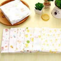Face Pure Cotton Handkerchiefs Soft Customized Size For Sensitive Skin