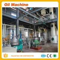 Buy cheap high grade corn germ oil processing machine corn germ oil squeezing and refining machine product