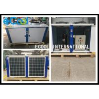 Buy cheap Durable Air Cooled Condensing Unit , Single Compressor 5 Hp Condensing Unit product