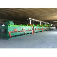 China Elastomeric Foam Epdm Rubber Extrusion Line 2000mm Width Sheet Max Production wholesale
