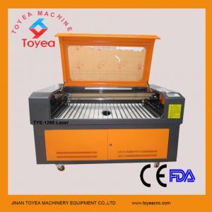 Buy cheap Découpeuse 1290 de laser avec la table TIE-1290 de bande de kinfe product