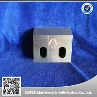 Buy cheap D2 / SKD11 Plastic Granulator Blades customized Hardness long working life product
