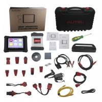 Buy cheap Autel MaxiSys Elite with Wifi/Bluetooth OBD Full Diagnostic Scanner with J2534 ECU Programming 2 Years Free Upd product