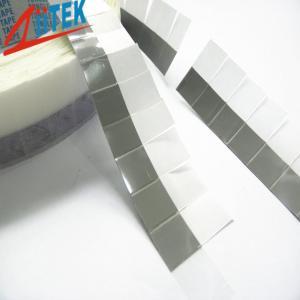 Buy cheap -25℃ gris - le changement de phase matériel de l'interface 125℃ thermique pour la puissance élevée LED s'allume product