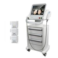 Buy cheap Easy work face lift hifu portable ultherapy non surgical facelift machine from wholesalers