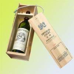 Buy cheap Caixa de madeira do vinho product