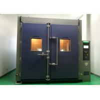 Buy cheap High Precision Walk-in Chamber For Car Refrigerator Computer Telecommunication Systems product