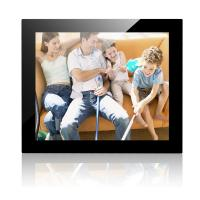 Buy cheap 17 Inch Mirror Cover Desktop Digital Photo Frame With 1024*768 Resolution product