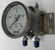 indicador de presión diferenciada estático
