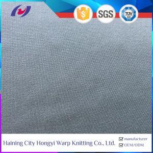 Buy cheap Shiny Elastic 82 Nylon Polyamide 18 Spandex Lycra Fabric For Gym Wear product