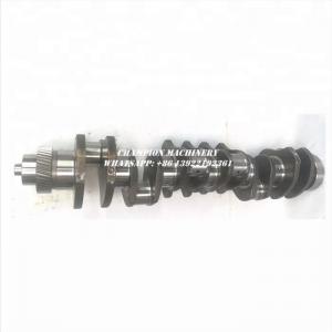 Buy cheap 2882729EA ISM11 Cummins Engine Parts Crankshaft With Gear product